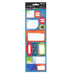 Sandylion - Rouge de Garance - Urbaine Collection - Cardstock Stickers - Graffiti Tags