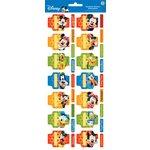 Sandylion - Disney - Cardstock Stickers - Tabs - Mickey, CLEARANCE