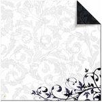 Sandylion - Rouge de Garance - Cupidon Collection - 12x12 Double Sided Paper - P.S. I Love You