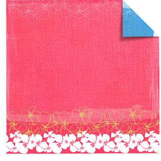 Sandylion - Rouge de Garance - Fleur de Taire Collection - 12x12 Doublesided Paper - Cosmopolitan, CLEARANCE