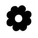 Scrapbook Customs - Wafer Thin Die - Flower