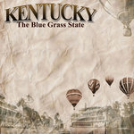 Scrapbook Customs - United States Collection - Kentucky - 12 x 12 Paper