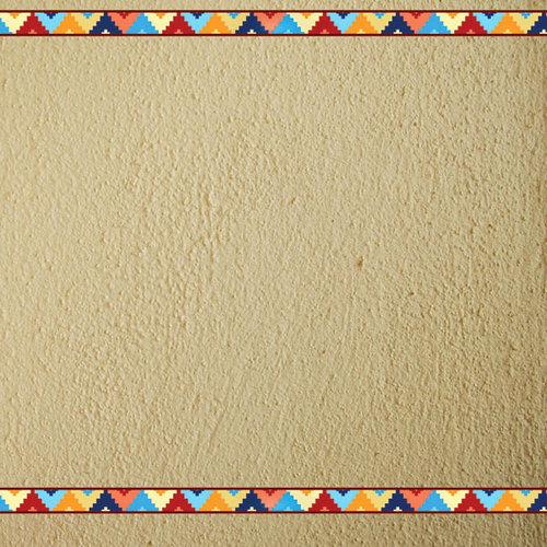 Scrapbook Customs - United States Collection - Arizona - 12 x 12 Paper - Companion