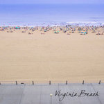 Scrapbook Customs - United States Collection - Virginia - 12 x 12 Paper - Virginia Beach