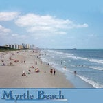Scrapbook Customs - United States Collection - South Carolina - 12 x 12 Paper - Myrtle Beach