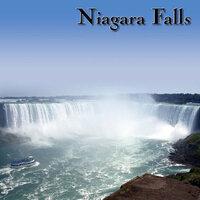 Scrapbook Customs - United States Collection - New York - 12 x 12 Paper - Niagara Falls