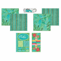 Scrapbook Customs - Tropical Kit - Oahu