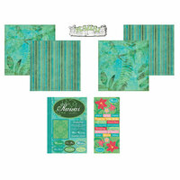 Scrapbook Customs - Tropical Kit - Kauai