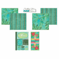 Scrapbook Customs - Tropical Kit - Maui