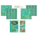 Scrapbook Customs - Tropical Kit - Fiji