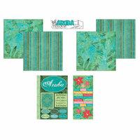 Scrapbook Customs - Tropical Kit - Aruba