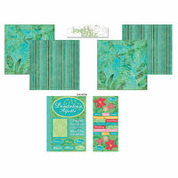 Scrapbook Customs - Tropical Kit - Dominican Republic
