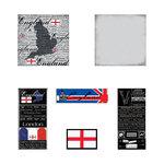 Scrapbook Customs - Complete Kit - England
