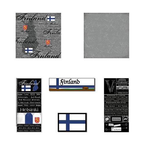 Scrapbook Customs - Complete Kit - Finland