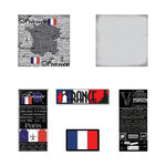 Scrapbook Customs - Complete Kit - France