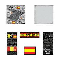 Scrapbook Customs - Complete Kit - Spain