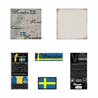 Scrapbook Customs - Complete Kit - Sweden