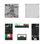 Scrapbook Customs - Complete Kit - Wales