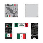 Scrapbook Customs - Complete Kit - Mexico