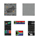 Scrapbook Customs - Complete Kit - South Africa