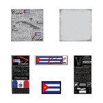 Scrapbook Customs - Complete Kit - Cuba