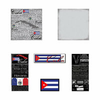 Scrapbook Customs - Complete Kit - Cuba
