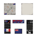 Scrapbook Customs - Complete Kit - New Zealand