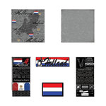 Scrapbook Customs - Complete Kit - Holland