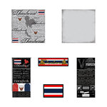 Scrapbook Customs - Complete Kit - Thailand