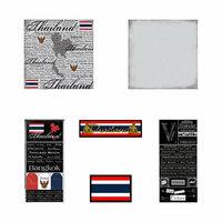 Scrapbook Customs - Complete Kit - Thailand