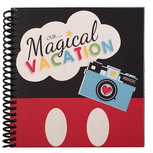 Scrapbook Customs - Magical Adventure Collection - 6 x 6 Mini Book Kit