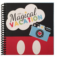Scrapbook Customs - Magical Adventure Collection - 6 x 6 Mini Book Kit