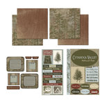 Scrapbook Customs - National Parks Scrapbook Kit - Cuyahoga Valley