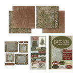 Scrapbook Customs - National Parks Scrapbook Kit - Everglades