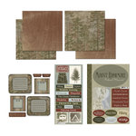 Scrapbook Customs - National Parks Scrapbook Kit - Mount Rushmore