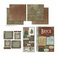 Scrapbook Customs - National Parks Scrapbook Kit - Bryce Canyon