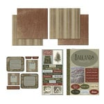 Scrapbook Customs - National Parks Scrapbook Kit - Badlands
