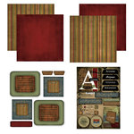 Scrapbook Customs - Patchwork Scrapbook Kit - Arizona