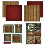 Scrapbook Customs - Patchwork Scrapbook Kit - Georgia