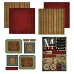 Scrapbook Customs - Patchwork Scrapbook Kit - Maryland