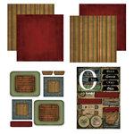 Scrapbook Customs - Patchwork Scrapbook Kit - Ohio