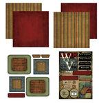 Scrapbook Customs - Patchwork Scrapbook Kit - West Virginia