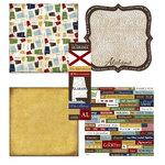Scrapbook Customs - Chic Scrapbook Kit - Alabama