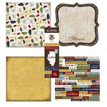 Scrapbook Customs - Chic Scrapbook Kit - Illinois