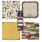 Scrapbook Customs - Chic Scrapbook Kit - Kansas