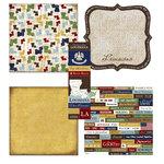 Scrapbook Customs - Chic Scrapbook Kit - Louisiana