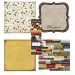 Scrapbook Customs - Chic Scrapbook Kit - Maryland