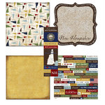 Scrapbook Customs - Chic Scrapbook Kit - New Hampshire