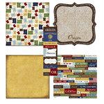 Scrapbook Customs - Chic Scrapbook Kit - Oregon