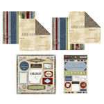 Scrapbook Customs - Lovely Scrapbook Kit - Arkansas